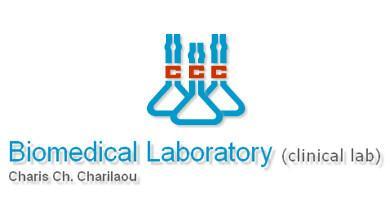 Biomedical Laboratory Charilaos Charilaou Logo